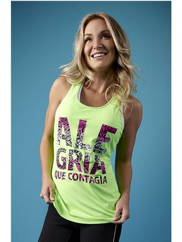 CAMISETA SKIN FIT ALEGRIA
