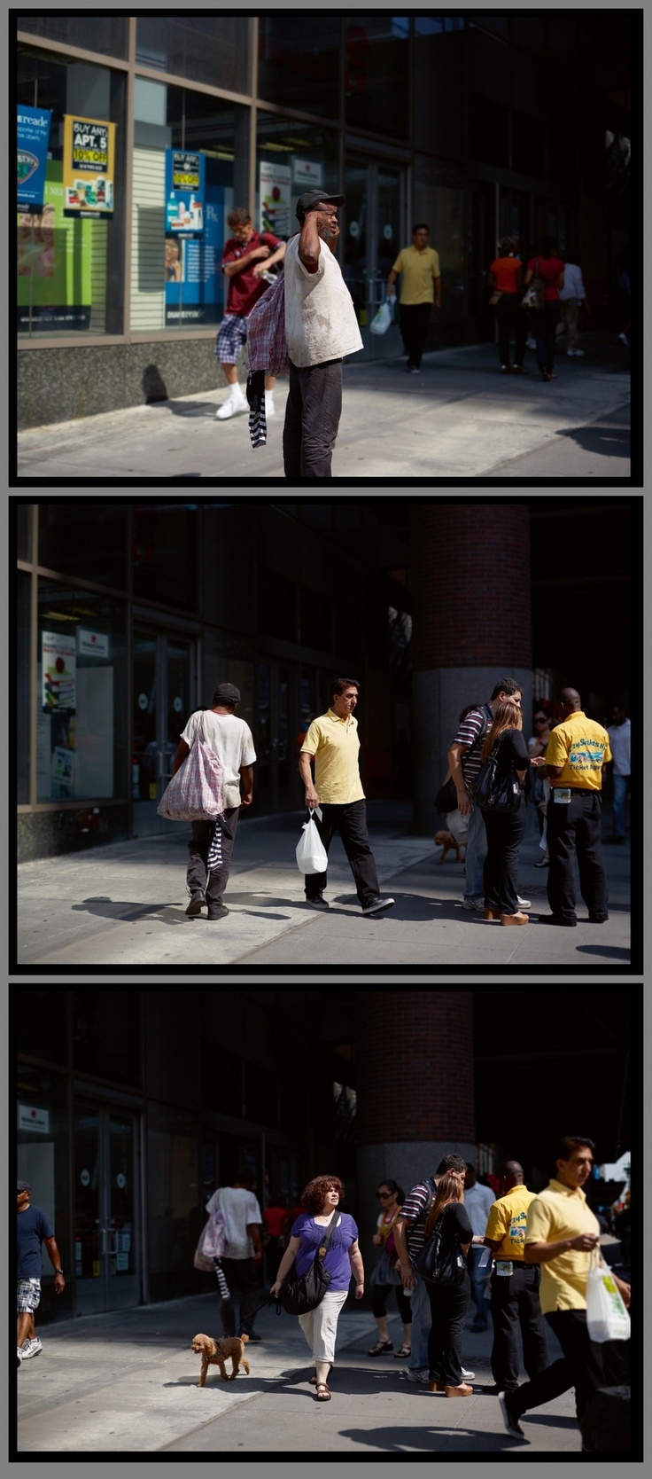"""Port Authority_17th August 2010 © Paul Graham, """"The Present"""""""