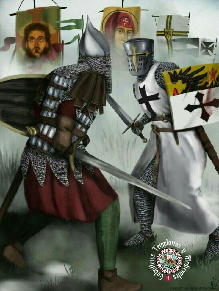 Картинки древних рыцарей