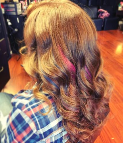 3 Reasons I Love Hair Extensions, Curling Wands, and a NuMe Giveaway…
