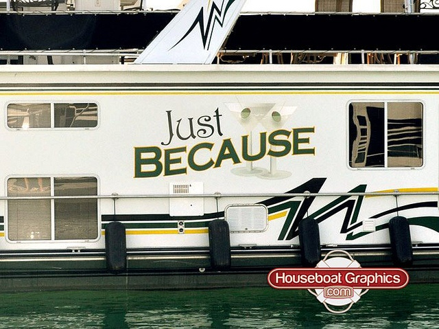 Best Boat Names Images On Pinterest - Custom houseboat vinyl names