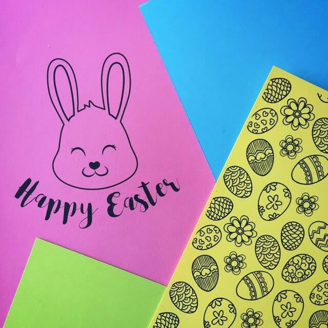 Incredibly bright, 225gsm card. Perfect for Easter crafts, kids party invites and more. Kaskad - available online