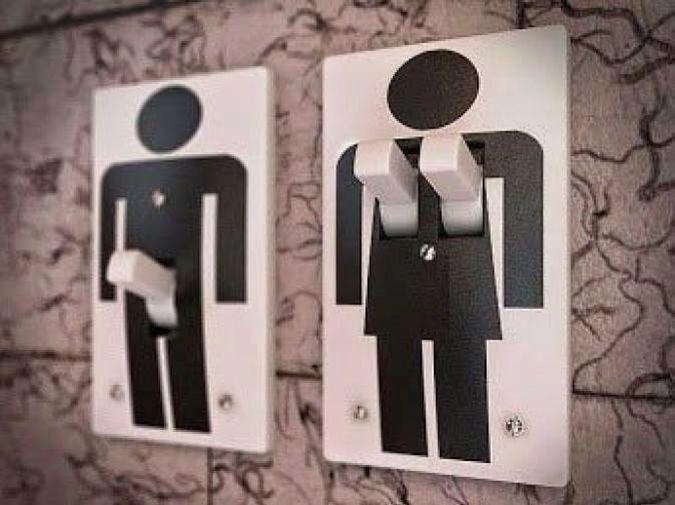 Men&Women WC