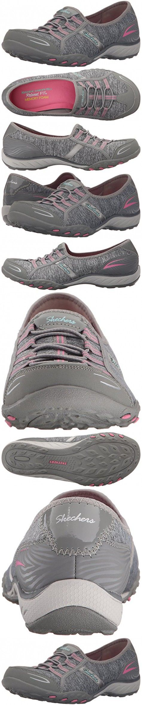Zapatillas para caminar RYKA Women's Dash 3, gris / rosa, 8 M US