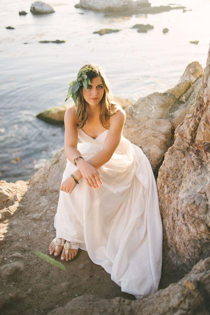 #ecochic #weddingdress  Photo: Loveridge Photography