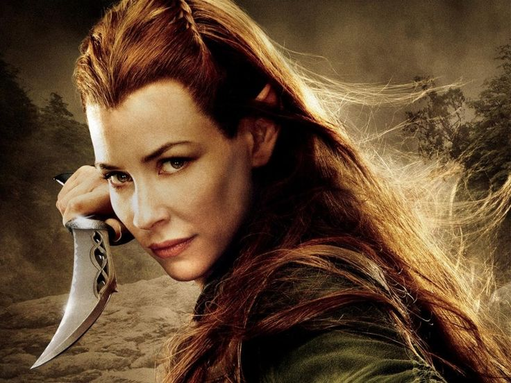 the hobbit the desolation of smaug | Evangeline Lilly The Hobbit: The Desolation Of Smaug. My kind of woman!
