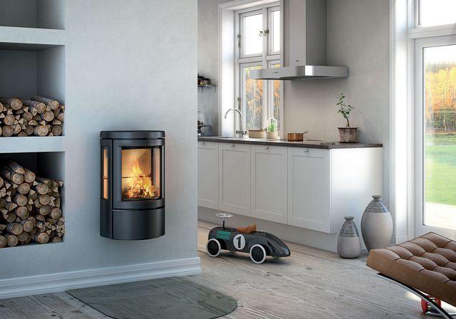 les 25 meilleures id es concernant poele a granule design sur pinterest chauffage granul s. Black Bedroom Furniture Sets. Home Design Ideas