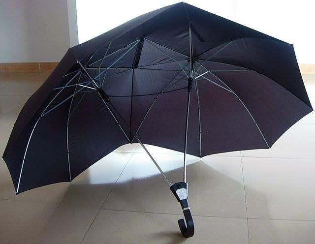 Umbrella for two!!