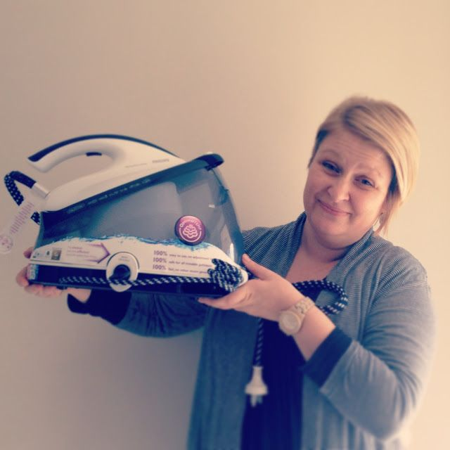 Seven Cherubs: To iron or not to iron? Philips PerfectCare Aqua Iron Review: 'It works it out itself. Speechless!'