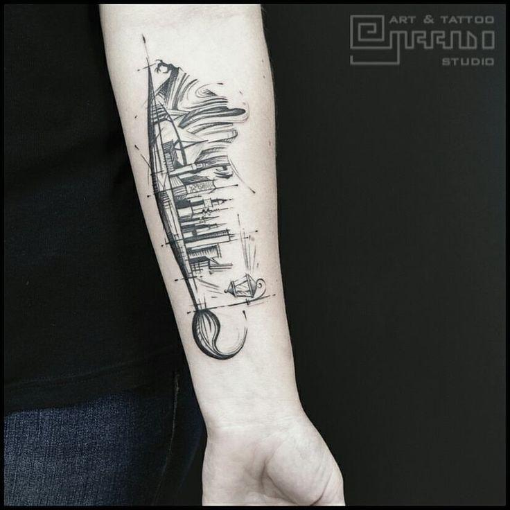 """165 Me gusta, 3 comentarios - Antonello Gurrado (@antonellogurrado) en Instagram: """"Art & Tattoo Gurrado Studio Hamburg (work in progress) #tattoo #tatuaggio #tatuaggioitalia #art…"""""""