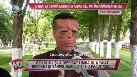 Check out - Red Skull isi face tatuaj audio!