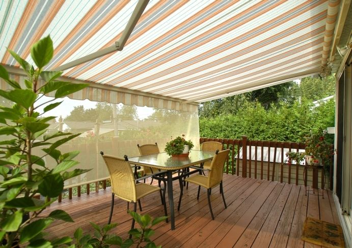 Best 25+ Patio awnings ideas on Pinterest | Retractable ...