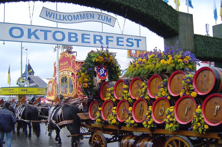 Welcome in Munich on Octoberfest !