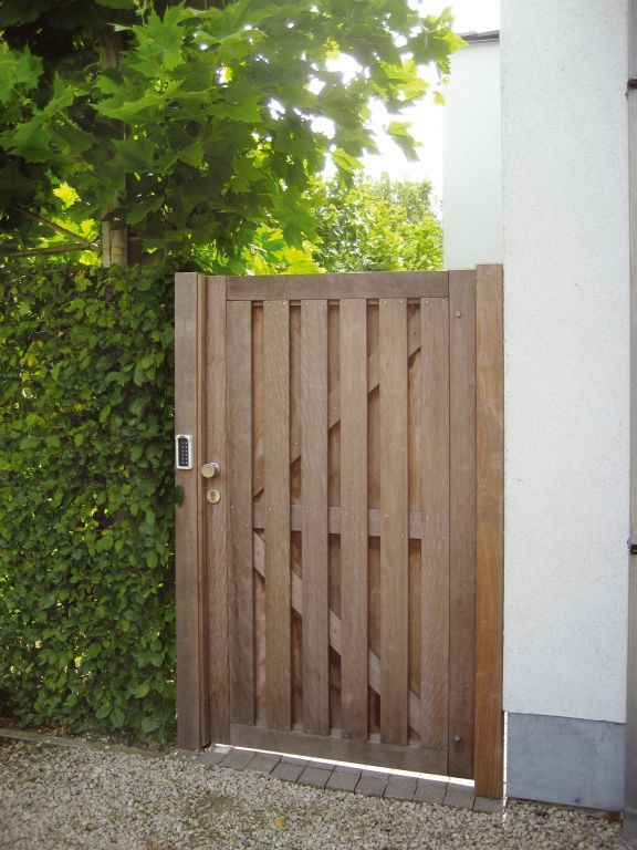 25 beste idee n over portillon bois op pinterest portillon jardin barri r - Portillon jardin castorama ...