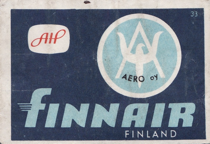 Finnair / Finland / HAL Matchbox Series