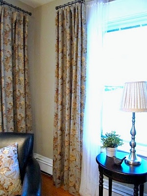 How to Make Lined Drapes
