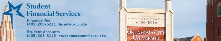 The Oklahoma City University Office of Financial Aid is happy to help you understand how to pay for college