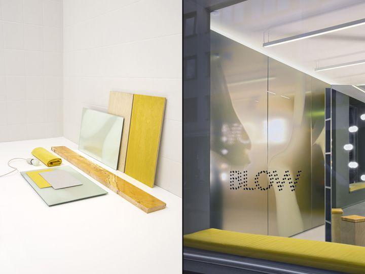 BLOW hair salon by STUDIO David Thulstrup, Copenhagen – Denmark » Retail Design Blog