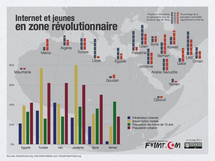 Internet et révolution : une relation difficile à mesurer | Fhimt.com