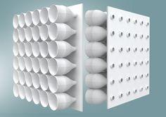 Klimaanlage aus einfachen Plastikflaschen verbrauc…