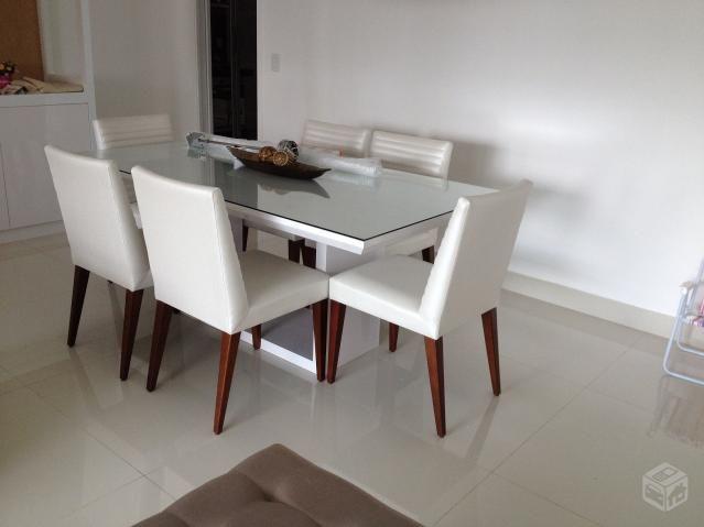 Sala De Jantar Mesa Branca ~ mesa de jantar oval em laca branca  Pesquisa Google  Sala