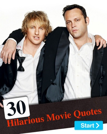 """Extra"" highlights 30 of the most hysterical lines from cinematic comedies of all time. #movies #comedies #moviequotes"