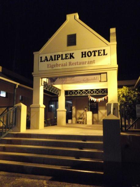 Laaiplek Hotel, Laaiplek