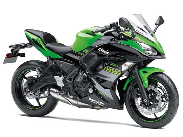 Kawasaki Bikes Will Be Coming In New Colors In 2018