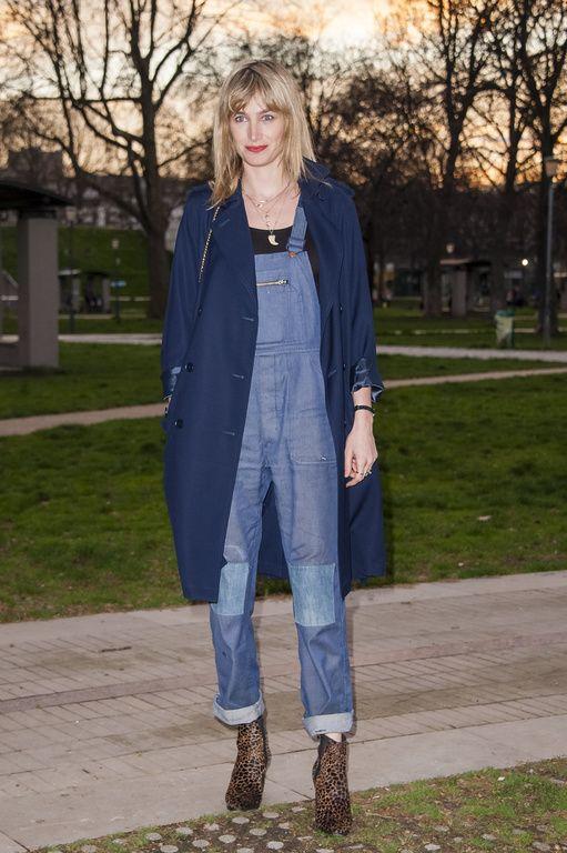 Pauline Lefèvre : Fashion en total look denim Check more at http://people.webissimo.biz/pauline-lefevre-fashion-en-total-look-denim/