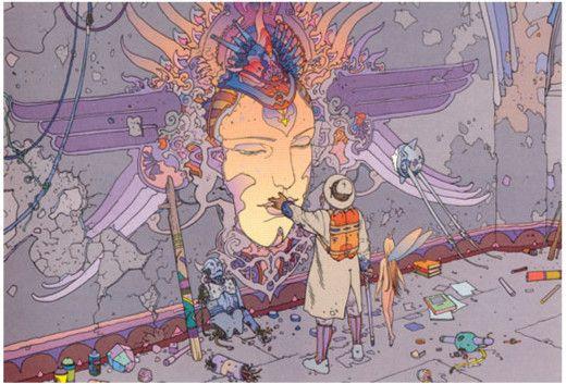 アルザック 宮崎駿、大友克洋、松本太陽が憧れたアートコミック | デザインブログ バードヤード