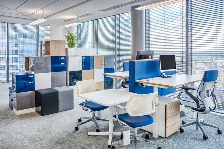 Nowe warszawskie biuro Deloitte -   Ponad 11 tys. metrów kwadratowych powierzchni, 10 pięter, nowatorski sposób aranżacji powierzchni do pracy, a także zaangażowanie pracowników wewspółprojektowaniu biura w jednym z najnowocześniejszych biurowców w Polsce, a także cały szereg udogodnień pozwalających na efektywną pracę w nowoczes... http://ceo.com.pl/nowe-warszawskie-biuro-deloitte-80673