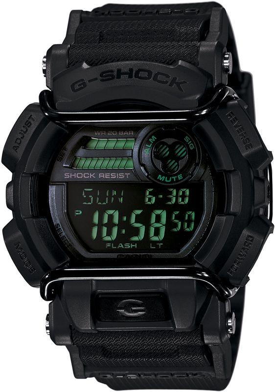 G-Shock Style Mission Black GD-400MB-1ER / GD-400MB-1, G-Shock Orologio digitale G-Shock per uomini