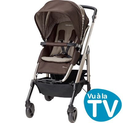 Bebe confort Poussette 4 roues loola 3 earth brown 2015 339€ 12,9kg