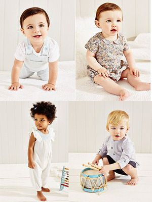 Holly Willoughby launches BHS kids' range. Cute!