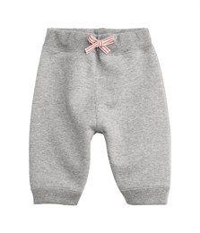 Pantaloni bebé bambino in twill di cotone blu Abysse - Petit Bateau