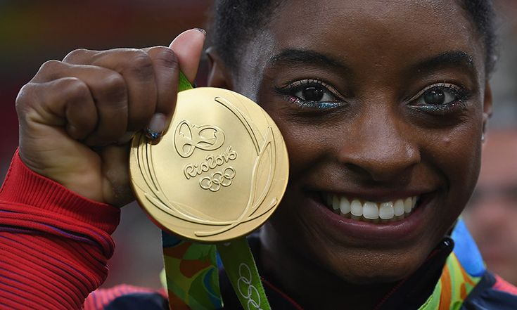 Simone Biles fourth gold   Star gymnast Simone Biles wins another Olympic gold…