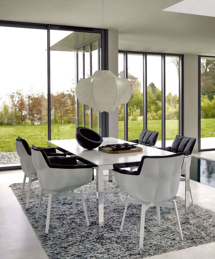 25+ best ideas about Modern Dining Room Sets on Pinterest | Bright ...