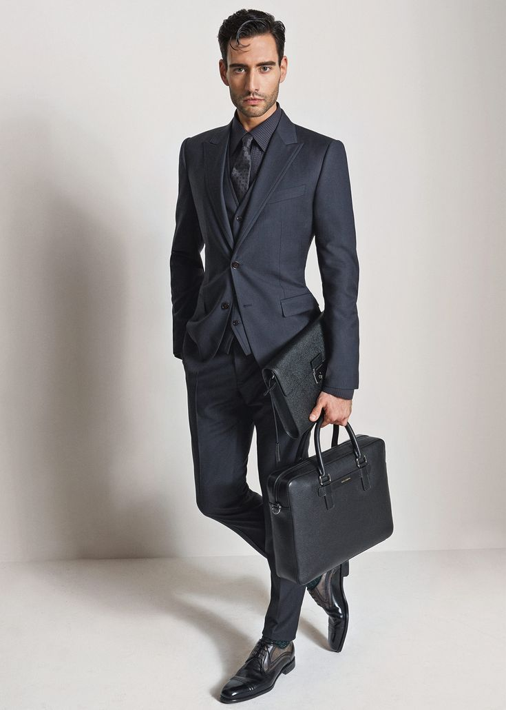 Dolce Amp Gabbana Men S Clothing Collection Winter 2016
