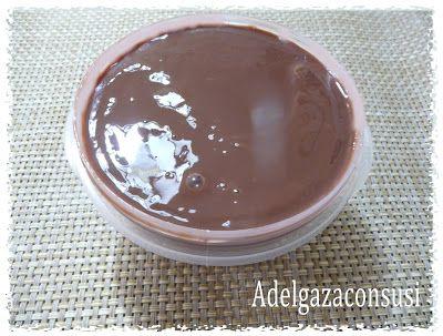 Recetas Light - Adelgazaconsusi: Natillas de chocolate caseras y ¡ con tan solo 70 calorías la ración!