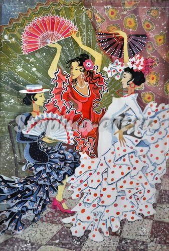 Фламенко.