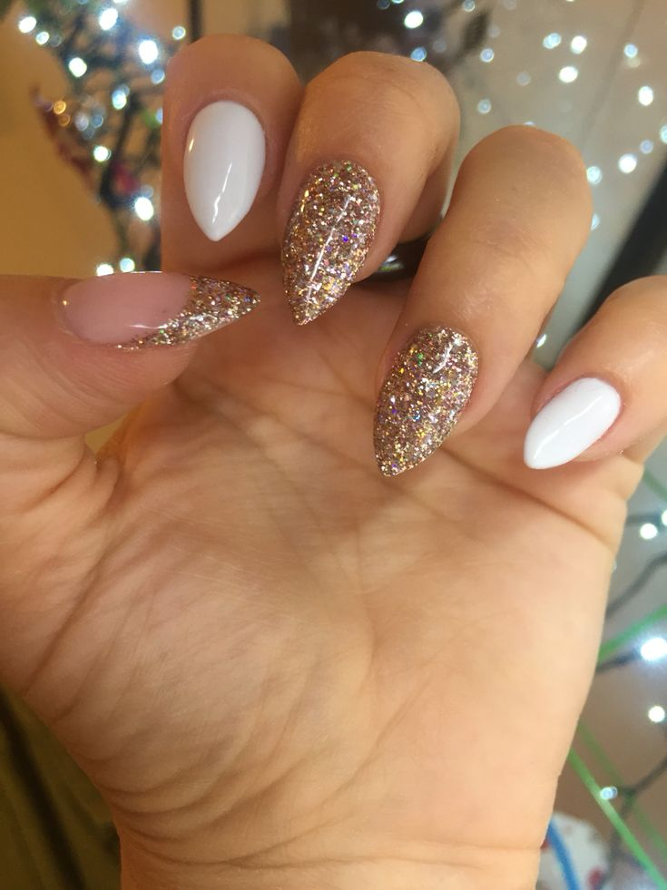 25 beautiful bio gel nails ideas on pinterest bio sculpture bio sculpture gel stiletto glitter nails prinsesfo Gallery