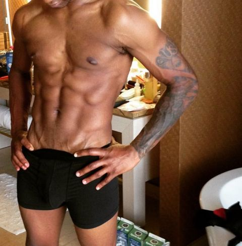 Welcome To Chitoo's Diary.: Check out the photo Usher Raymond shared on instag...