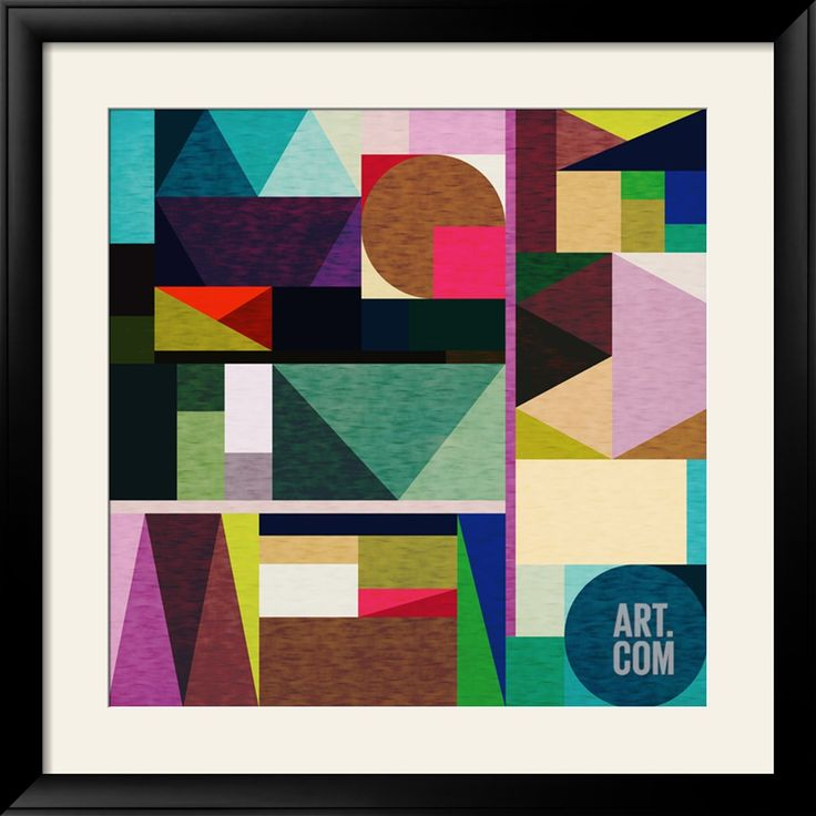 Colourful Day Giclee Print by Fimbis at Art.co.uk