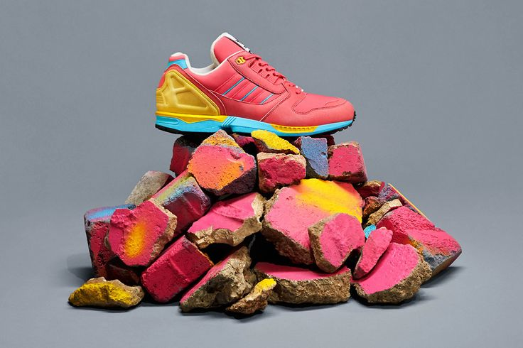 "adidas Originals ZX 8000 ""Fall of the Wall"" Pack 