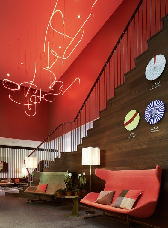 25hours Hotel Zürich West - lighting