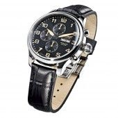 Ingersoll Herren Uhr Armbanduhr Automatik Apache II IN3900BK
