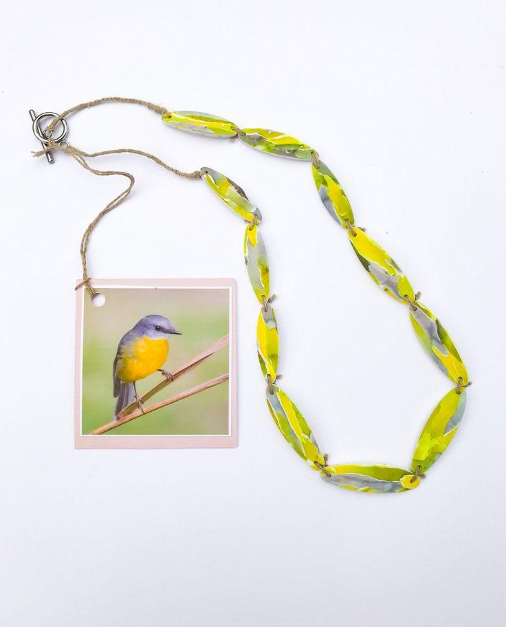 Watercolour Native Collection Necklace