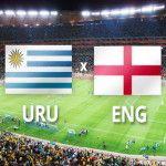 Brasil 2014: Día 8 En un partido de campeones Uruguay derrotó 2 a 1 a Inglaterra por el vigécimo segundo partido del mundial