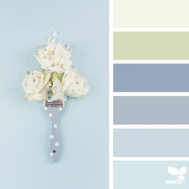today's inspiration image for { color collage } is by @georgiestclair ... thank you, Georgie, for another gorgeous #SeedsColor image share!