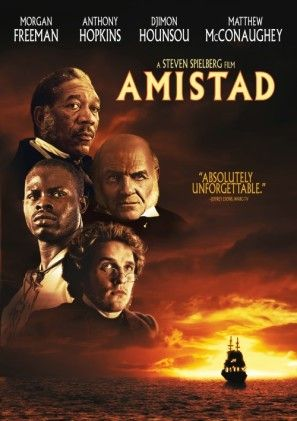 Amistad (1997) movie #poster, #tshirt, #mousepad, #movieposters2